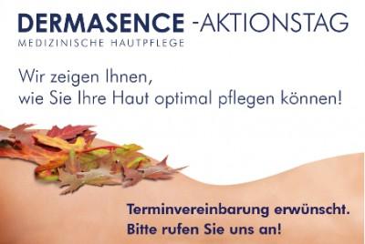 Aktionstag Dermasence Meerbusch 2018
